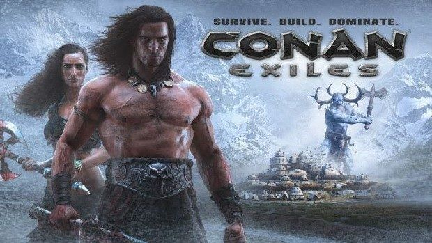 Conan Exiles The Frozen North