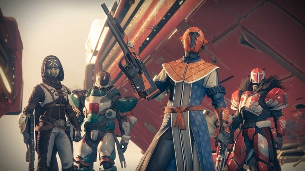 Destiny 2 Legendary Weapons Guide, Destiny 2 Level Up Fast Guide