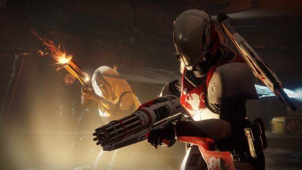 Destiny 2 could be 60FPS, but would be much smaller