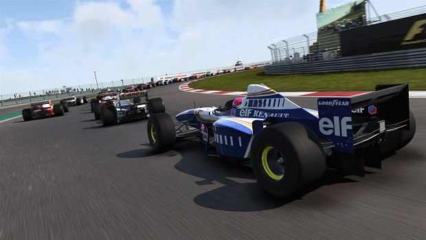 F1 2018's release date confirmed, more classic cars coming