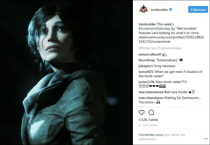 Video shows Rise of the Tomb Raider on Xbox One X