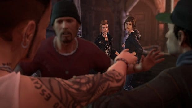 Life is Strange: Before the Storm Graffiti Locations