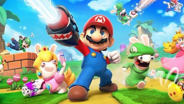 Mario + Rabbids: Kingdom Battle Weapons Locations, Mario+Rabbids: Kingdom Battle DLC