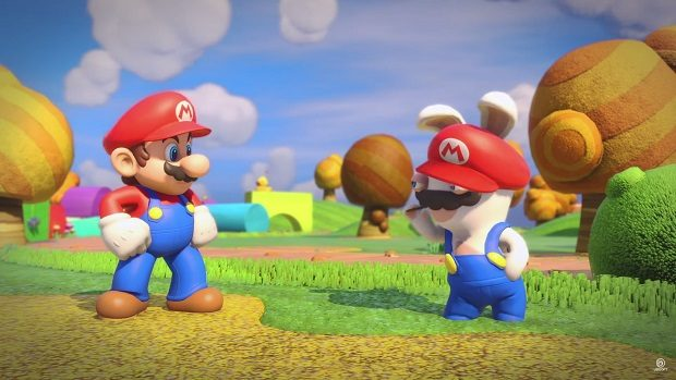 Mario + Rabbids: Kingdom Battle Characters Guide