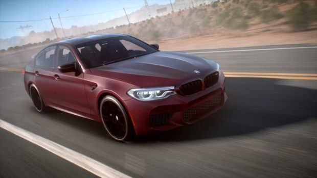 Need for Speed Payback Receives 2018 BMW M5 Gameplay, Screenshots