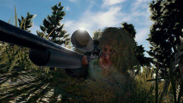 Microsoft Publishing PlayerUnknown's Battlegrounds For Xbox One
