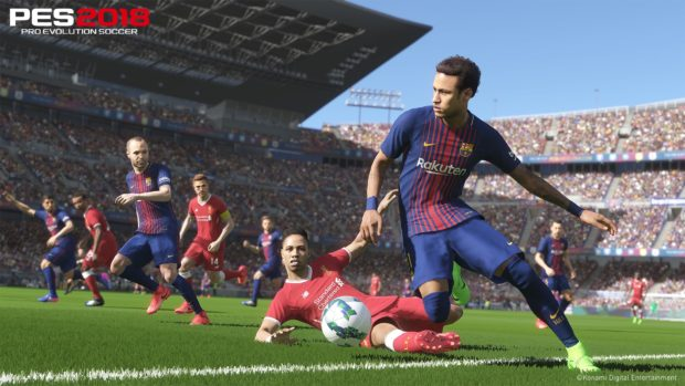 Pro Evolution Soccer 2022 Will Be Using Unreal Engine 5