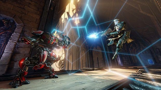 Quake Champions Weapons Guide