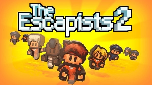 The Escapists 2 Area 17 Prison Guide