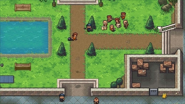 The Escapists 2 Center Perks 2 0 Prison Guide – How to Escape, Solo