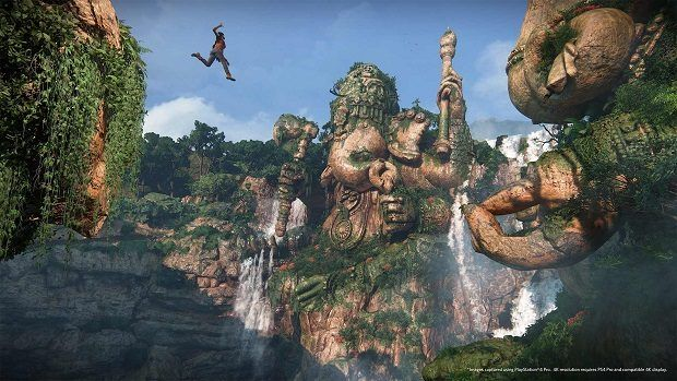 Uncharted: The Lost Legacy The Gatekeeper Walkthrough Guide