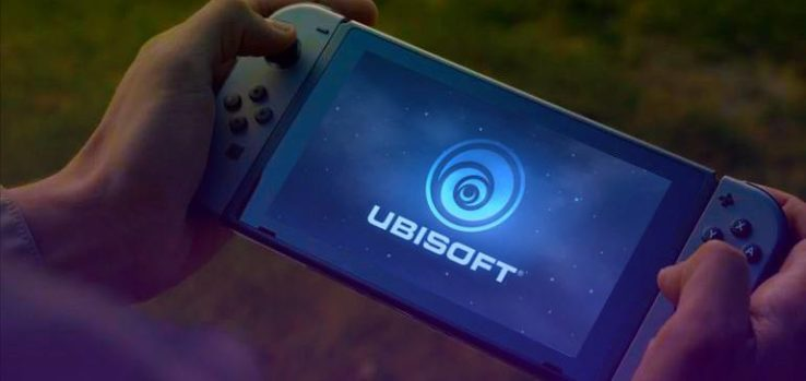 Ubiosft Surprised with Nintendo Switch