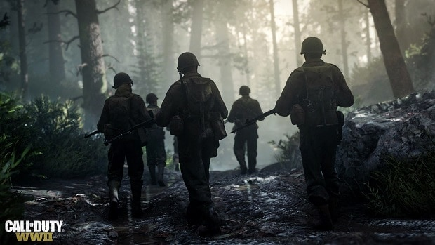 Call of Duty WW2 Will Start Its First Ranked Season in December