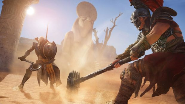 This is Assassin's Creed: Origins Trophy List, Containing More Than 50 Trophies