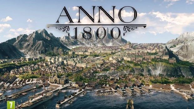 Anno 1800 announced, will take the series back to the past