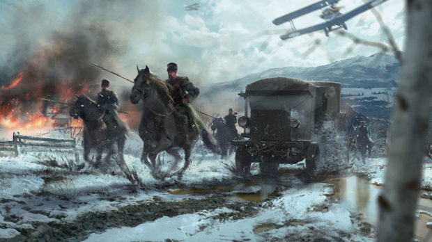 'In the Name of the Tsar' Coming to 'Battlefield 1' in September