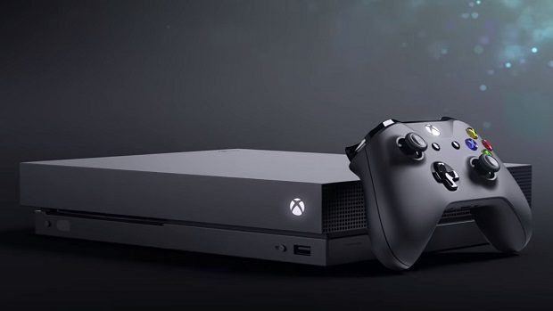 Xbox One X dashboard, Xbox One dashboard