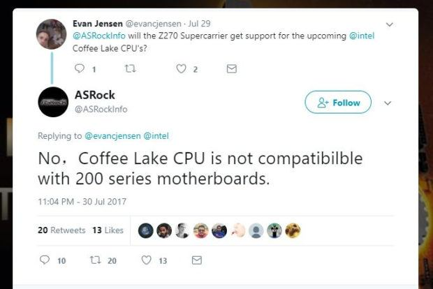Intel Coffee Lake