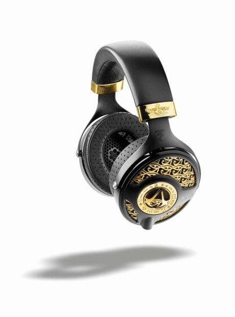 These Assassin's Creed Origins Themed Gold Headphones Will Cost You €50k