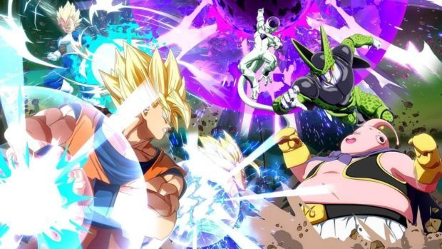 Dragon Ball FighterZ story teaser trailer teases Goku vs Goku and Goku