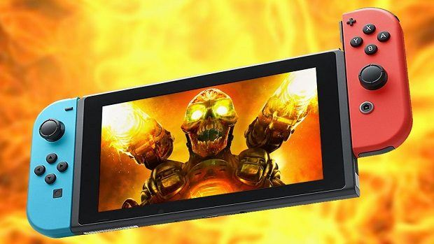 DOOM Nintendo Switch Edition