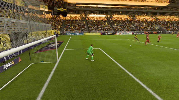 FIFA 18 Scoring Guide – How to Score Goals, Score Longshots, Tips