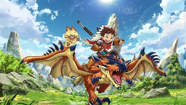 Monster Hunter Stories Monsters