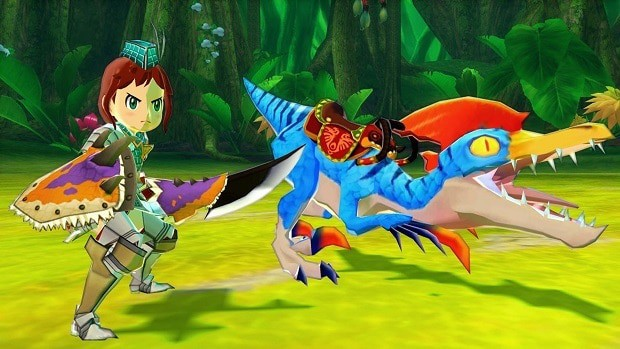 Monster Hunter Stories Combat Guide