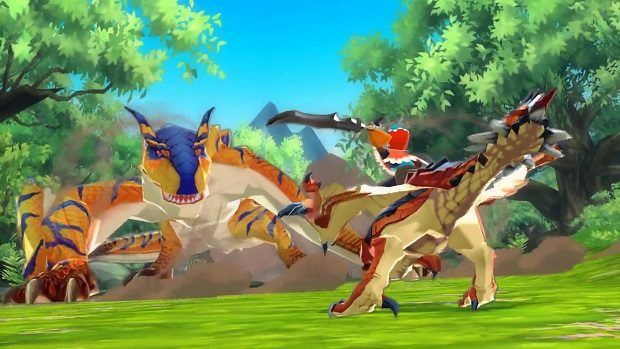 Monster Hunter Stories Monsters Locations Guide