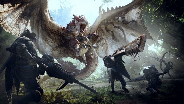 Monster Hunter World beta, Monster Hunter World PC Release