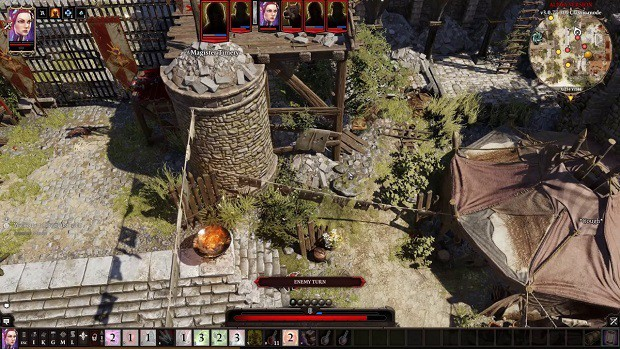 Divinity Original Sin 2 Rogue Class Guide