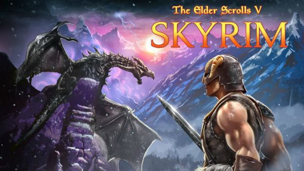 Bethesda Makes Old-School Skyrim Box to Celebrate SNES Classic Launch