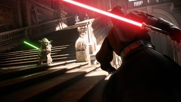 Star Wars Battlefront 2 Will Feature Better Lightsaber Fights