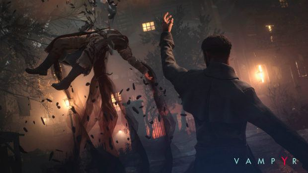 Vampyr Release Delayed From November to Spring 2018