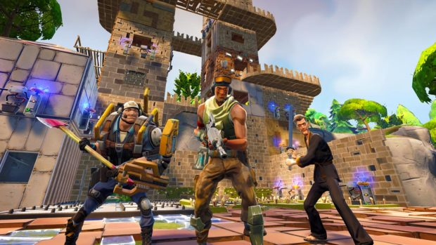 Fortnite Battle Royale Mode, iOS Invite Event