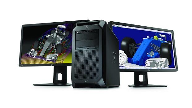 HP Z-class Workstations