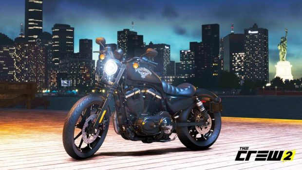 The Crew 2 Harley-Davidson
