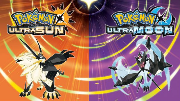 Check out these new Ultra Beasts in Pokemon Ultra Sun and Moon