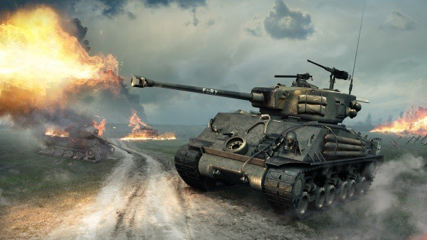 Tankfest Fire Forces World of Tanks Streamers to Evacuate