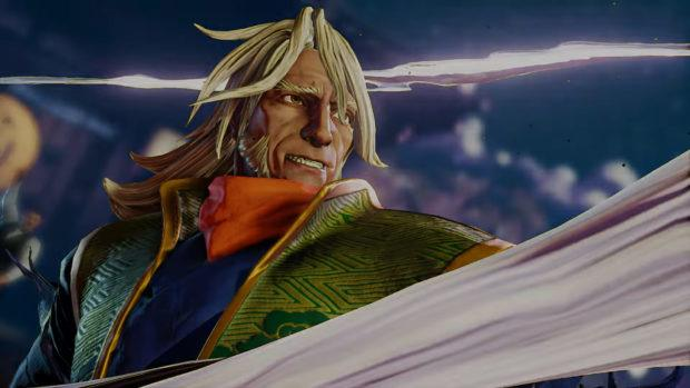 Zeku is Street Fighter V's new DLC character