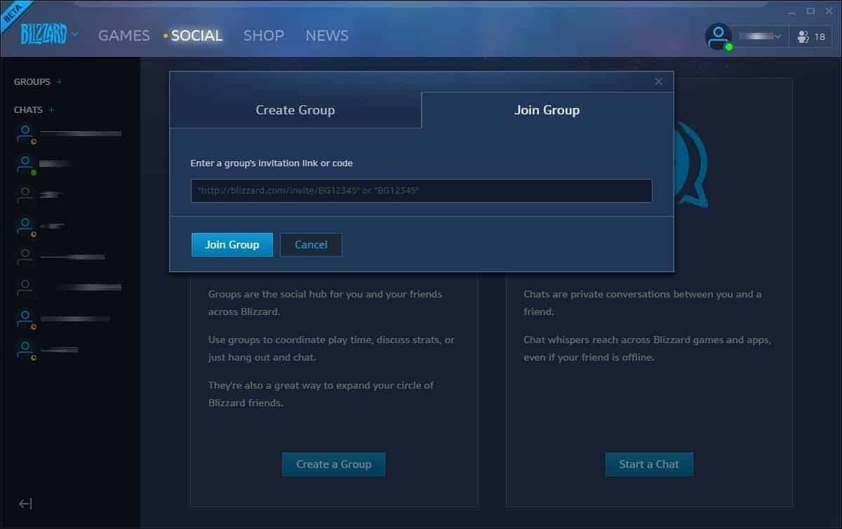 how to find friends on battle net