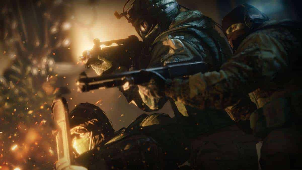 Rainbow Six Siege Mid-Season Update Takes on Ping Abusers and Peeker's Advantage