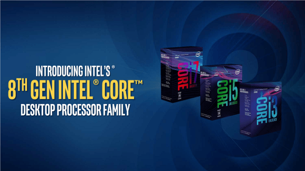 Coffee Lake Intel Core i7-8700K