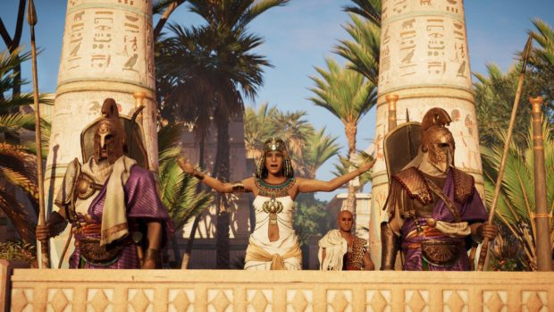 Assassin's Creed Origins Lake Mareotis Side Quests