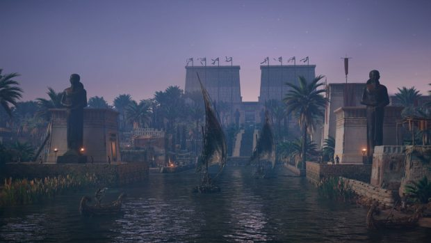 Assassin's Creed Origins Memphis Side Quests Guide – How to Complete, All Optional Quests in Memphis