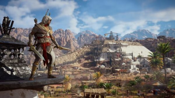 Assassin's Creed Origins Outfits Locations