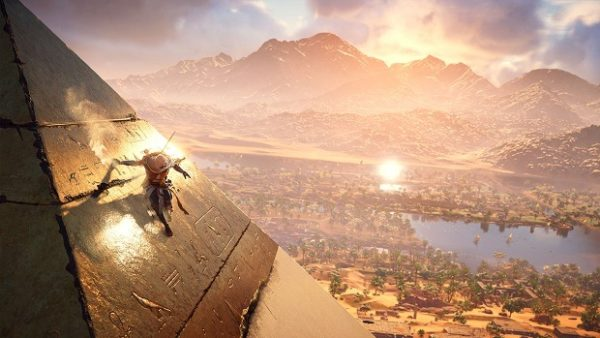 Assassin's Creed Origins Papyrus Puzzles Locations Guide, Ubisoft, Games as Service