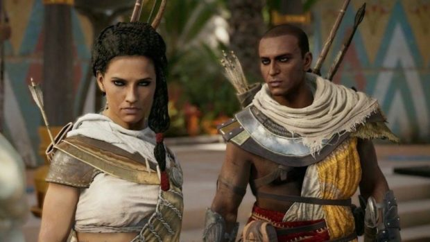Assassin's Creed Origins Aya Walkthrough Guide - Reunite ...