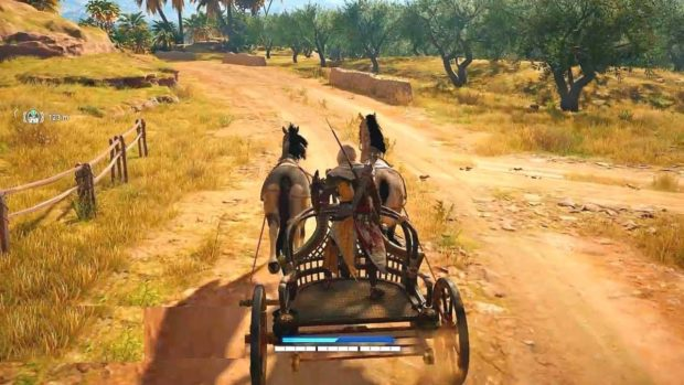 Assassin's Creed Origins Hippodrome Racing Guide