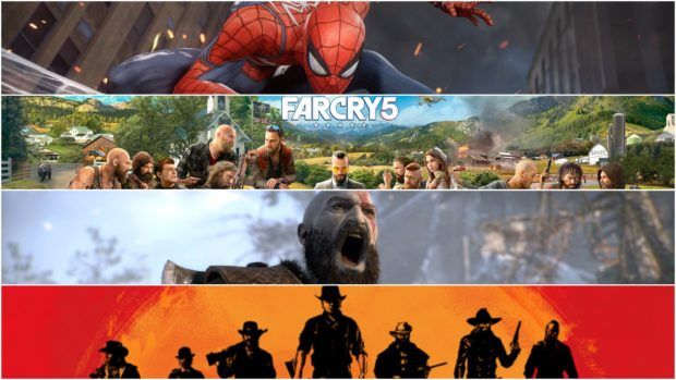 Games of 2018